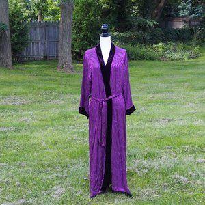 Vintage Victoria Secret Collection Spa Robe